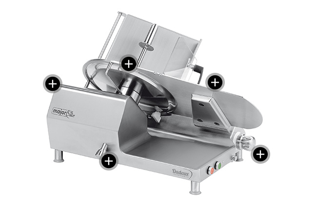 ham slicer machine