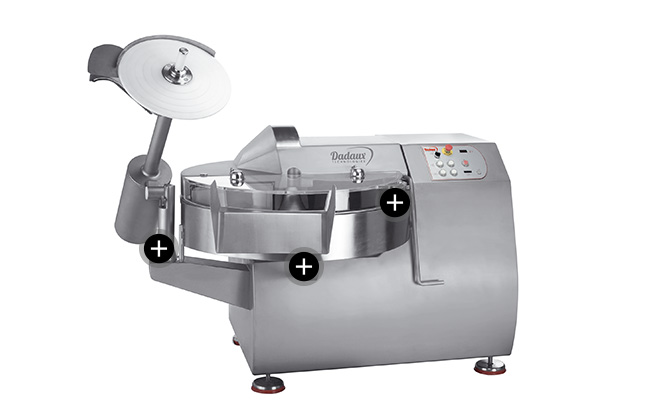Cutter 120 V