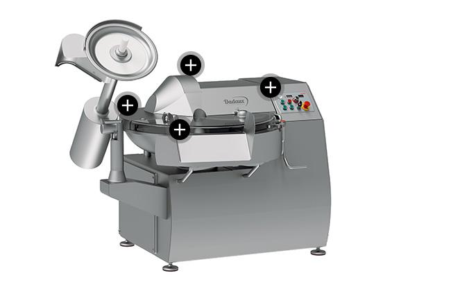Cutter 80 V