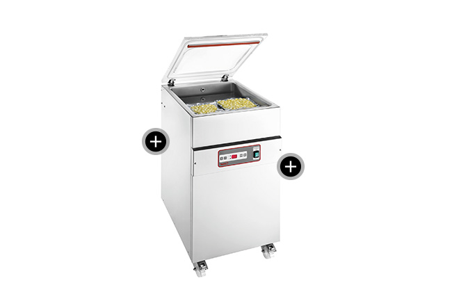 Machine sous vide D 450